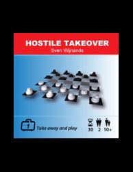 Afbeeldingen van Board-cardgames - Hostile takeover
