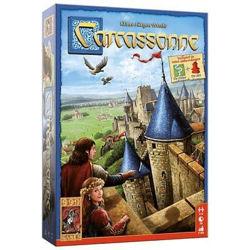 Afbeeldingen van Board-cardgames - Carcassonne + mini uitbreidinn