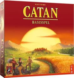 Afbeeldingen van Board-cardgames - Catan basisspel