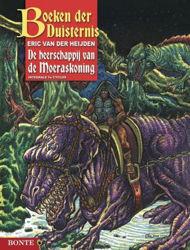 Afbeeldingen van Boeken der duisternis #1 - Heerschappy moeraskoning kleur
