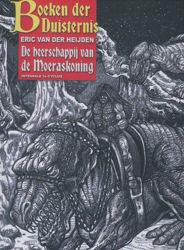 Afbeeldingen van Boeken der duisternis #1 - Heerschappij moeraskoning z/w
