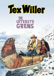Afbeeldingen van Tex willer #9 - Uiterste grens (HUM, zachte kaft)