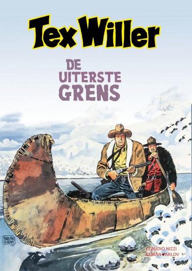 Afbeelding van Tex willer #9 - Uiterste grens (HUM, zachte kaft)