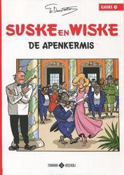 Afbeeldingen van Suske wiske classics #16 - Apenkermis (STANDAARD, zachte kaft)