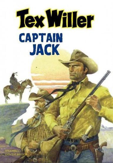 Afbeelding van Tex willer #10 - Captain jack (HUM, zachte kaft)