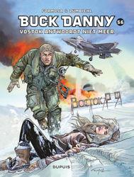Afbeeldingen van Buck danny #56 - Vostok antwoordt niet meer (DUPUIS, zachte kaft)