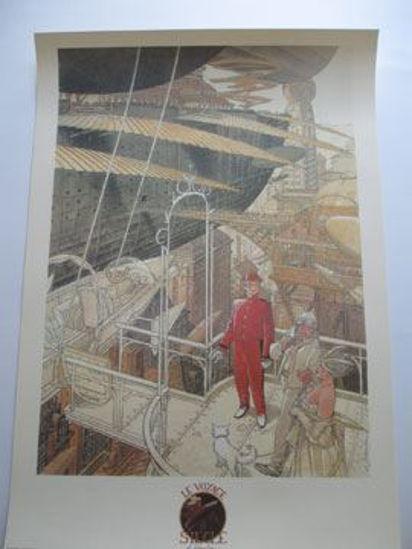 Afbeelding van Schuiten - Voyage du siècle