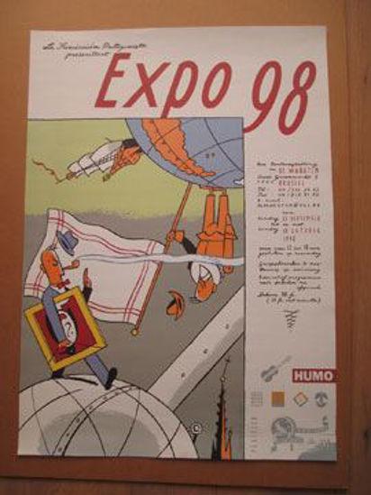 Afbeelding van Ever meulen - Expo '98