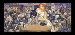 Afbeeldingen van Blacksad - Blacksad in bar i