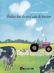 Afbeeldingen van Rabate - Didier 5de wiel aan de tractor