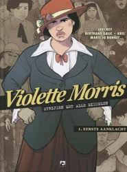 Afbeeldingen van Violette morris #1 - Eerste aanklacht (DARK DRAGON BOOKS, harde kaft)