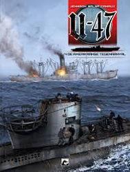 Afbeeldingen van U-47 #4 - Amerikaanse tegenaanval