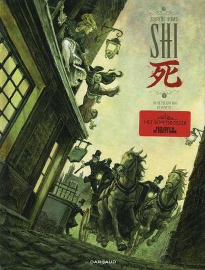 Afbeelding van Shi (zidrou) #1 - In het begin was er woede (DARGAUD, harde kaft)