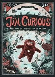 Afbeeldingen van Jim curious #1 - Reis naar diepten van 3d