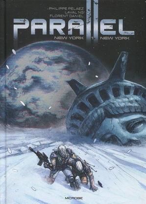 Afbeeldingen van Parallel #1 - New york new york