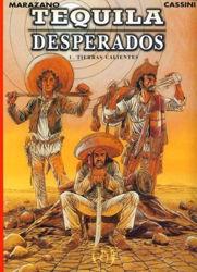 Afbeeldingen van Tequila desperados #1 - Tierras calientes
