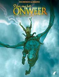Afbeeldingen van Prins van het onweer #1 - Oog van de storm (DAEDALUS, harde kaft)