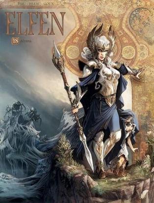 Afbeeldingen van Elfen #18 - Alyana (DAEDALUS, harde kaft)