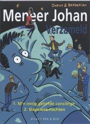 Afbeeldingen van Meneer johan - Meneer johan verzameld 1+2