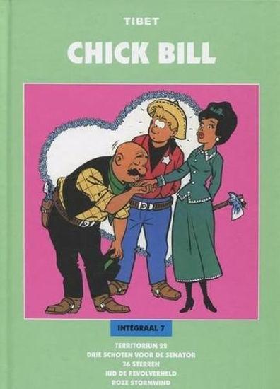 Afbeelding van Chick bill #7 - Chick bill integraal 7
