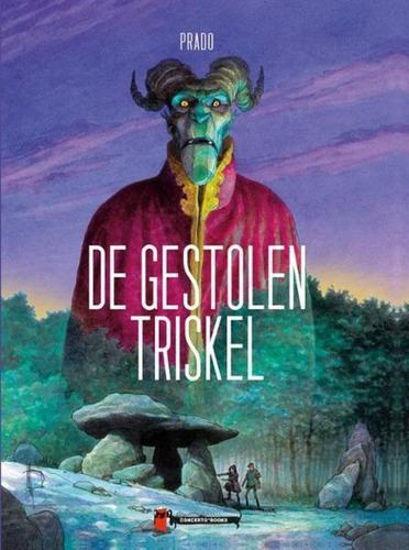 Afbeelding van Gestolen triskel