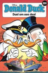 Afbeeldingen van Donald duck pocket #291 - Duel om een deal