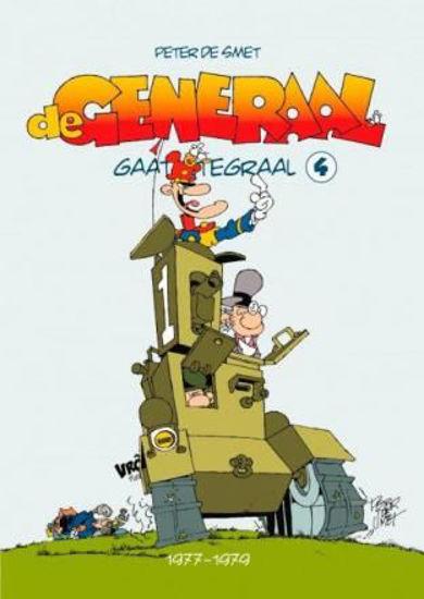 Afbeelding van Generaal #4 - Gaat integraal 1977-1979