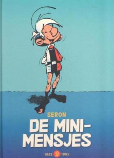 Afbeelding van Mini mensjes #9 - Integraal 1992-1995