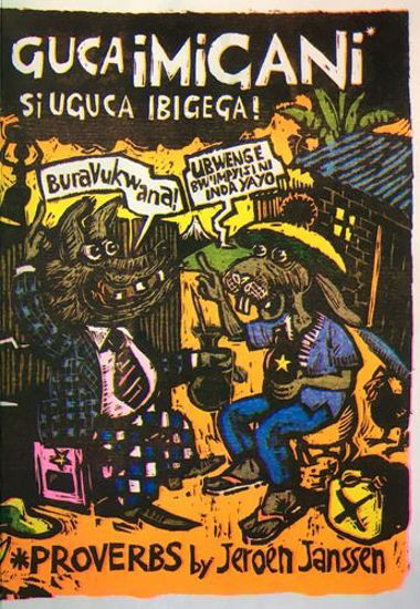 Afbeelding van Janssen jeroen - Proverbs guca imicani