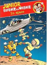 Afbeeldingen van Junior suske wiske #8 - In space (STANDAARD, zachte kaft)