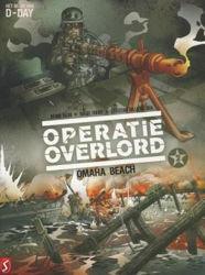 Afbeeldingen van Operatie overlord #2 - Omaha beach (SILVESTER, zachte kaft)