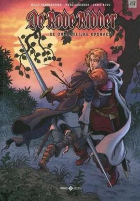 Afbeeldingen van Rode ridder #257 - Onmogelijke opdracht