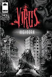 Afbeeldingen van Virus #2 - Highborn (PANGOLIN, zachte kaft)