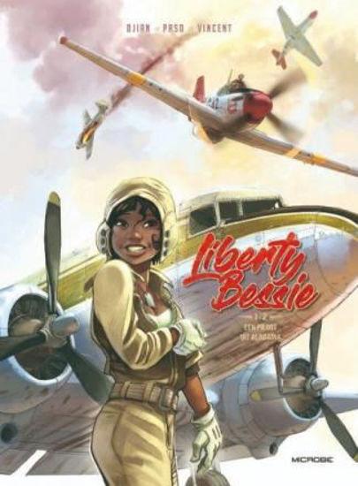 Afbeelding van Liberty bessie #1 - Piloot uit alabama luxe