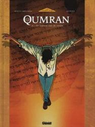 Afbeeldingen van Qumran #2 - Boekrol van vrouw