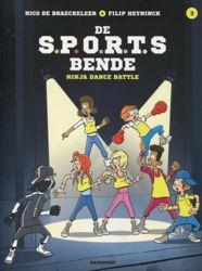 Afbeeldingen van Sports bende #3 - Ninja dance battle