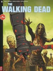Afbeeldingen van Walking dead  1-10