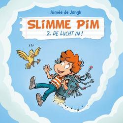 Afbeeldingen van Slimme pim #2 - De lucht in