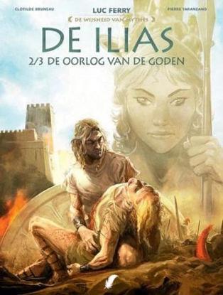 Afbeeldingen van Wijsheid van mythes #5 - Ilias 2/3 oorlog van de goden