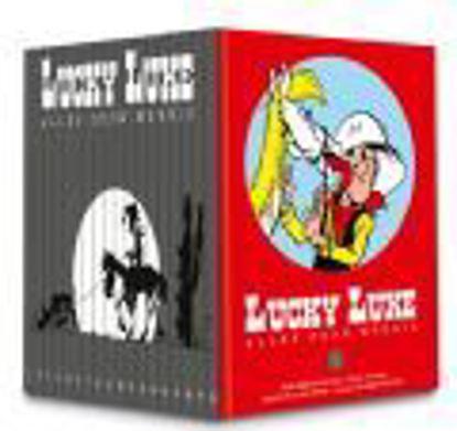 Afbeeldingen van LUCKY LUKE ALLES DOOR MORRIS PAKKET 1- 18 HC