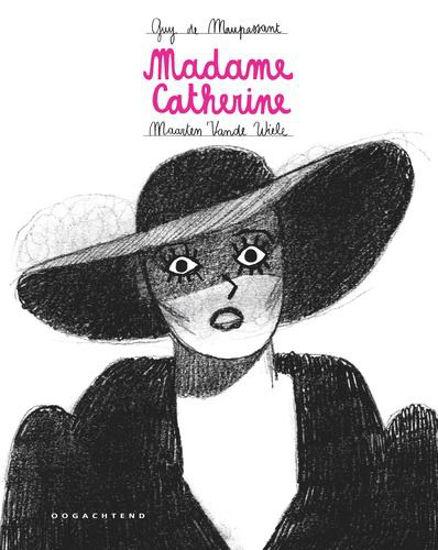 Afbeelding van Vande wiele maarten - Madame catherine (OOGACHTEND, zachte kaft)
