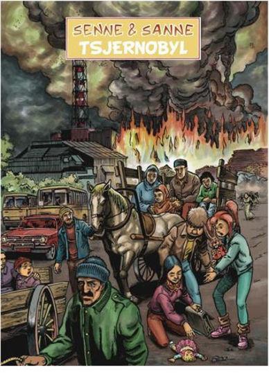 Afbeelding van Senne sanne #5 - Tsjernobyl (TJERNOBYLKINDEREN, zachte kaft)