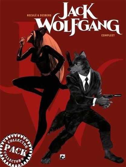 Afbeelding van Jack wolfgang - Jack wolfgang collector's pack 1-3 (DARK DRAGON BOOKS, zachte kaft)