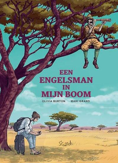 Afbeelding van Engelsman in mijn boom