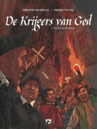 Afbeeldingen van KRIJGERS VAN GOD PAKKET 1+2 SC