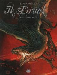 Afbeeldingen van Ik draak #2 - Ijzeren boek