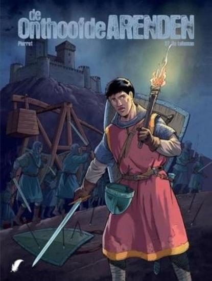 Afbeelding van Onthoofde arenden #27 - Talisman