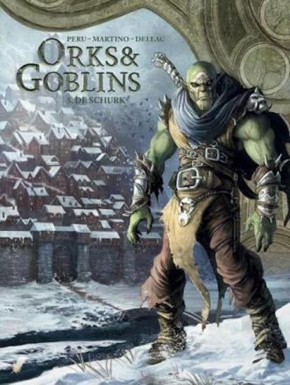 Afbeelding van Orks & goblins #5 - Schurk