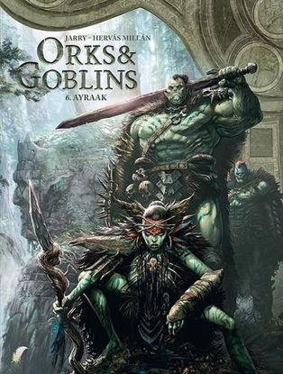 Afbeeldingen van Orks & goblins #6 - Ayraak