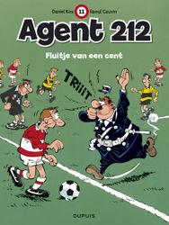 Afbeeldingen van Agent 212 #11 - Fluitje van een cent (DUPUIS, zachte kaft)